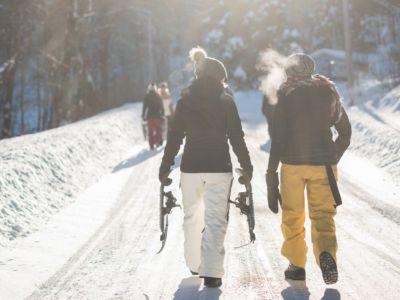 Escursioni invernali, unsplash