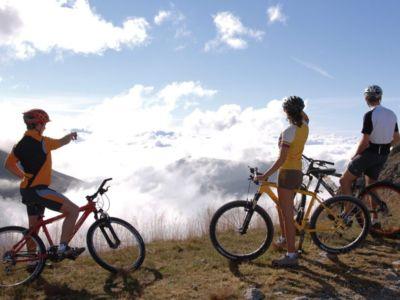 dolomiten-mountainbike- © Hotel Waldheim