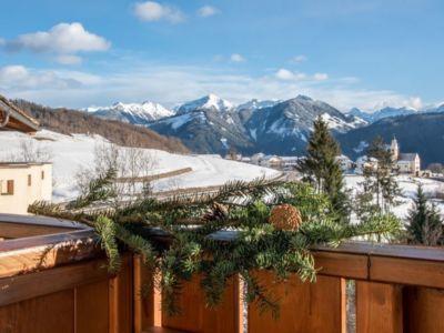 hotel-waldheim-winter-ausblick © Hotel Waldheim